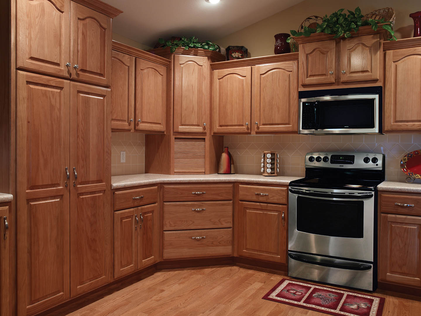 wood stains for kitchen cabinets Gallery Aspect Cabinetry